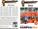 2014 Summer Camp Brochure