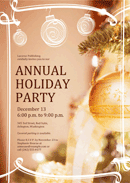Party Flyer Template 3