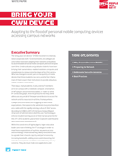 BYOD Policy Sample 2