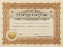 Marriage Certificate 3