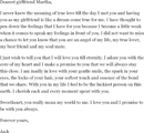 Love Letters to Girlfriend