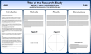 Powerpoint Scientific Research Poster Template (36