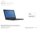 Dell Specifications Sample