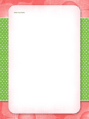 Stationery Template 2